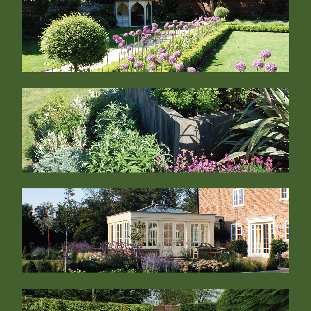 Tulip Garden Design